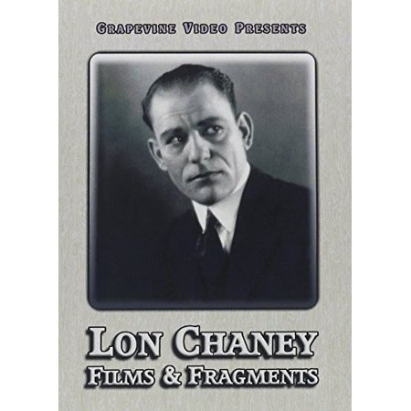 Lon Chaney Films and Fragments (1914-1922) (DVD)