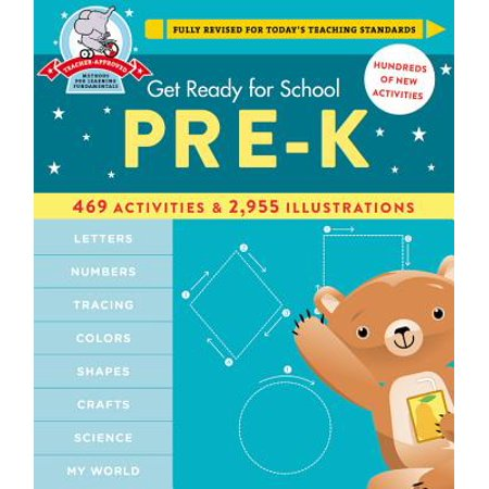 Get Ready for School: Pre-K - Halloween Theme Ideas For Pre-k
