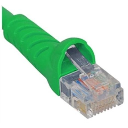 5e 350 Mhz Green - ICC Patch Cord, Cat 5e, Molded Boot, Green ICPCSJ05GN