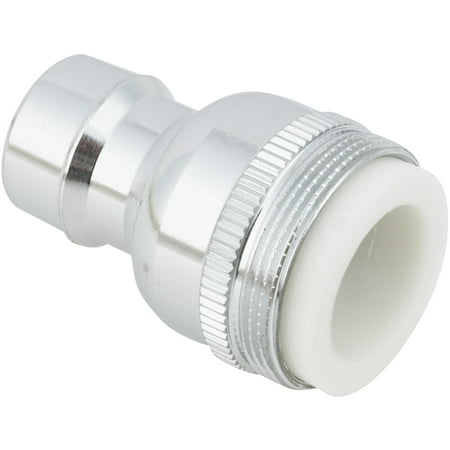 Do it Dual Thread Dishwasher Faucet Aerator Adapter, Low