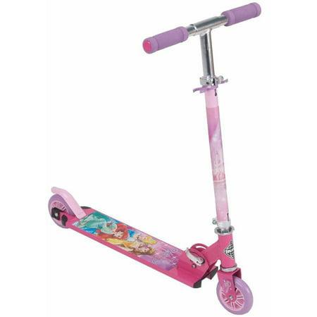 Huffy Girls' Disney Princess Inline Scooter