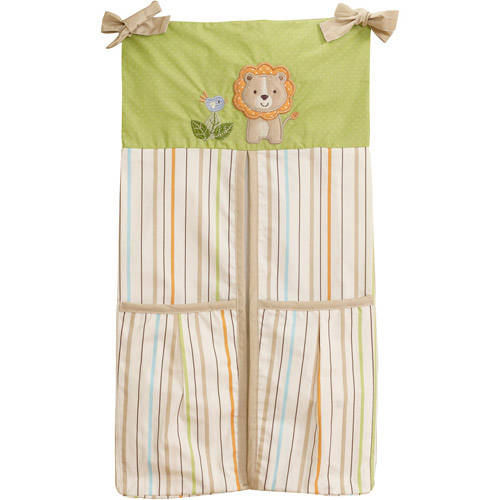 Child of Mine Safari Party Diaper Stacker