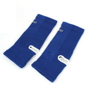 2pcs Elastic Ankle Compression Sleeve Supports Ankle Braces for Sports