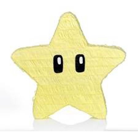Happy Star Pinata - Mario Star Pinata