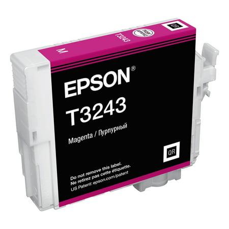(Epson T324320 (324) UltraChrome HG2 Ink, Magenta)