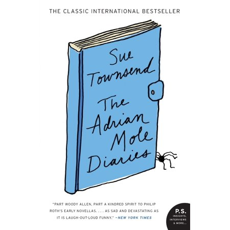 The Adrian Mole Diaries : The Secret Diary of Adrian Mole, Aged 13 3/4 / The Growing Pains of Adrian Mole 13 Standard Diary