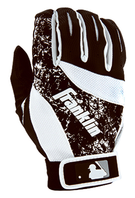 Franklin Sports Adult 2nd-Skinz Batting Gloves by Franklin Sports