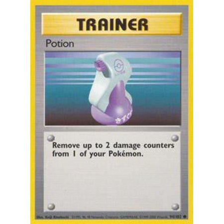Pokemon Base Set Potion #94