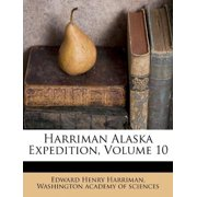 Harriman Alaska Expedition, Volume 10