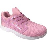 Republic   Women's Pink Lightweight, breathable Upper Sneaker, Size 10