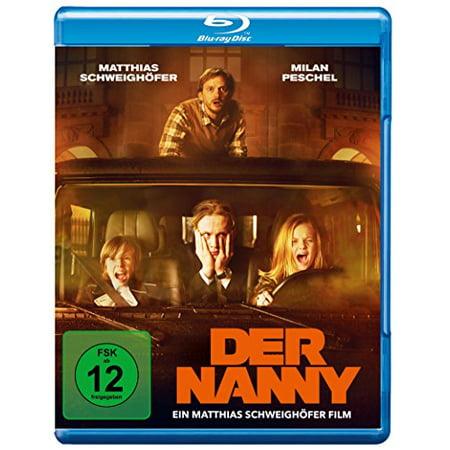 The Manny (2015) ( Der Nanny ) (+ UV Copy) [ Blu-Ray, Reg.A/B/C Import - Germany -