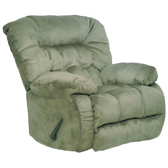 Teddy bear chaise rocker recliner for Catnapper teddy bear chaise recliner