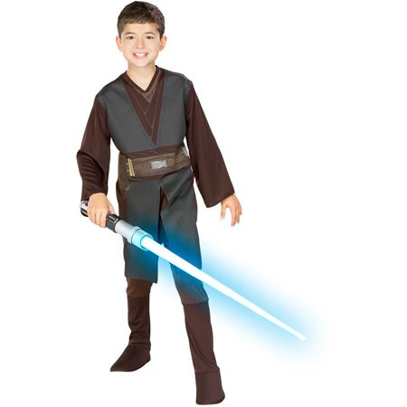 Star Wars Anakin Boys Child Halloween Costume, One Size, M (8-10)