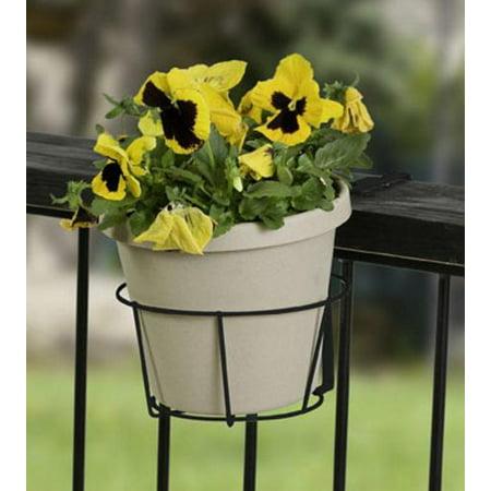 Panacea 89049 Adjustable Steel Flower Pot Holder, 2