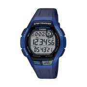 Casio Men's Step Tracker Watch, Blue WS2000H-2AV