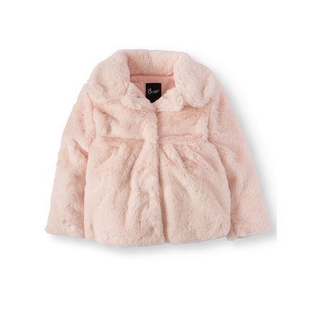 Faux Fur Coat Girl (BHIP Little Girls' Faux Fur)