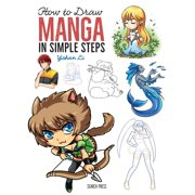 How to Draw: Manga in Simple Steps