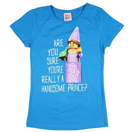 Lego Mini Figure Princess You Sure You\'re Really A Handsome Prince ...