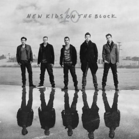 New Kids On The Block - 10 (CD)
