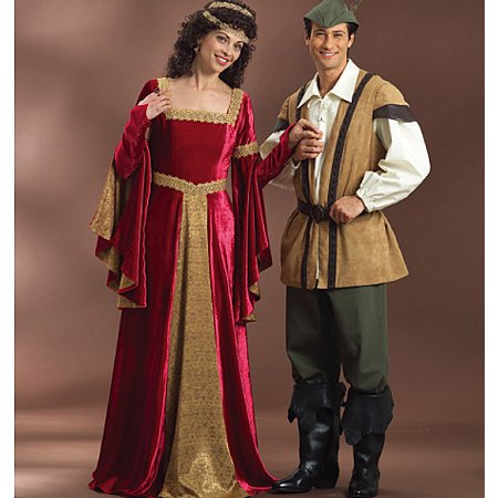 Misses' Costume-AA (6-8-10-12) *SEWING PATTERN*