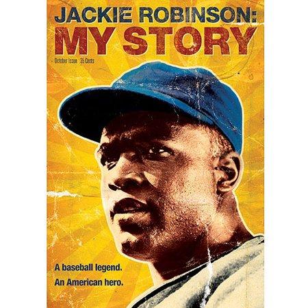 Jackie Robinson  My Story