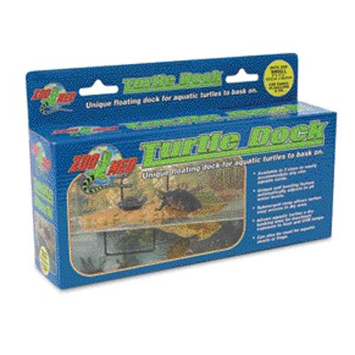 Zoo Med TD-20 Turtle Dock, Medium, 15 gal