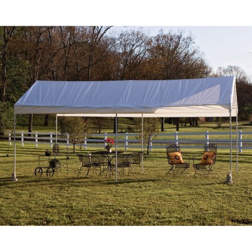 ShelterLogic 10 x 20 Deluxe All Purpose Canopy Carport
