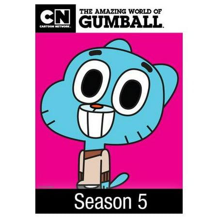 The Amazing World Of Gumball Name Extras Season 5 Ep