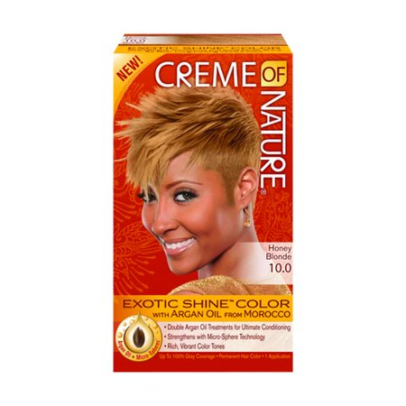 Creme Of Nature Gel Hair Color Honey Blonde