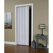 "Homestyles Regent PVC Folding Door Fits 36""wide x 80""high White"