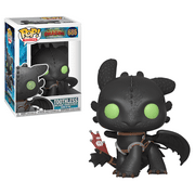 Funko POP! Movies: HTTYD3 - Toothless