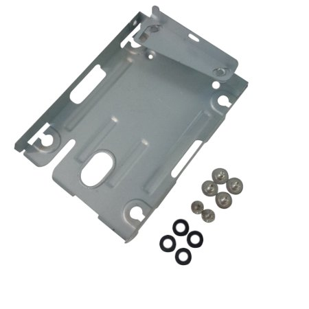 Sony PlayStation 3 Super Slim Hard Drive Caddy Mounting Bracket for CECH-400X Series