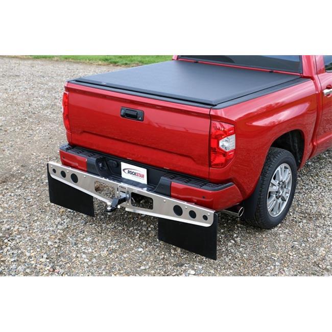 ACCESS A1020012 Bright Diamond Plate 2007-2013 Chevy GM 1500 Mud Flap
