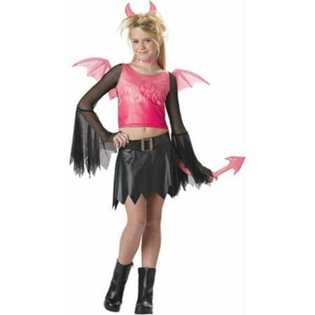 Child's Hot Devil Costume