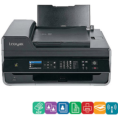 Lexmark S515 Wireless Inkjet Printer with Scanner, Copier...