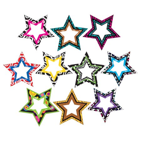 FANCY STARS ACCENTS (Fancy Accents)