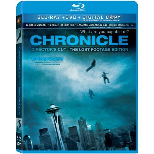Chronicle (Unrated Director's Cut) (Blu-ray + DVD) (With INSTAWATCH) (With INSTAWATCH) (Widescreen)
