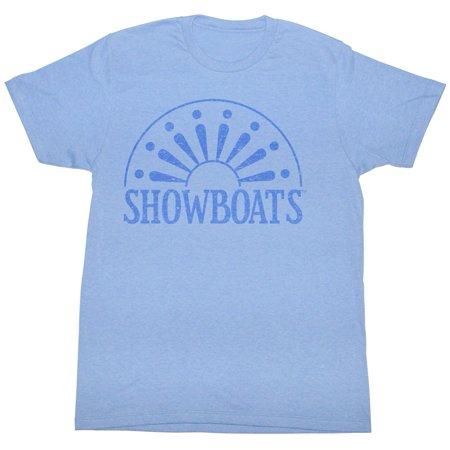 Usfl Show Jokes Adult T-Shirt Tee - image 1 of 1