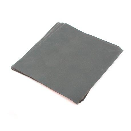 25pcs 28cmx23cm sec imperm able silicon carbure papier de verre abrasif 2000grit. Black Bedroom Furniture Sets. Home Design Ideas