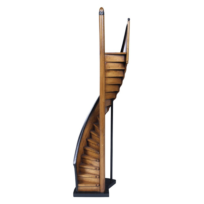 St. Peters Lighthouse Steps Model