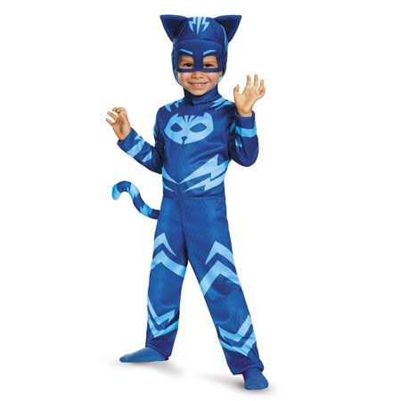 Disguise Catboy Classic PJ Masks Child Costume (Size 7-8) - Good Halloween Costumes Without Masks
