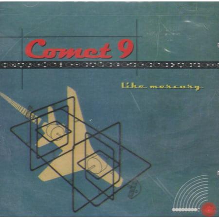 Like Mercury - Comet 9 - Mercury Comet Restoration