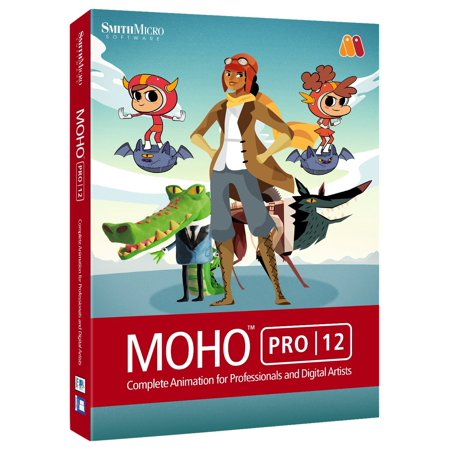Smith Micro Moho Pro 12 For Windows And Mac