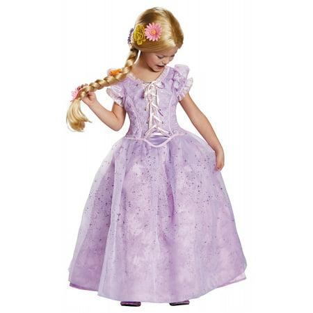 Rapunzel Ultra Prestige Child Costume - X-Small (Disney Tangled Rapunzel Costume)