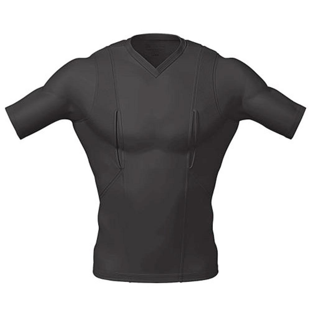 5.11 Tactical Holster Shirt, V-Neck Short Sleeve, Black