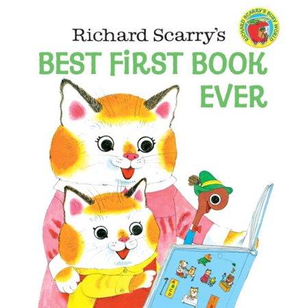 Richard Scarrys Best First Book Ever