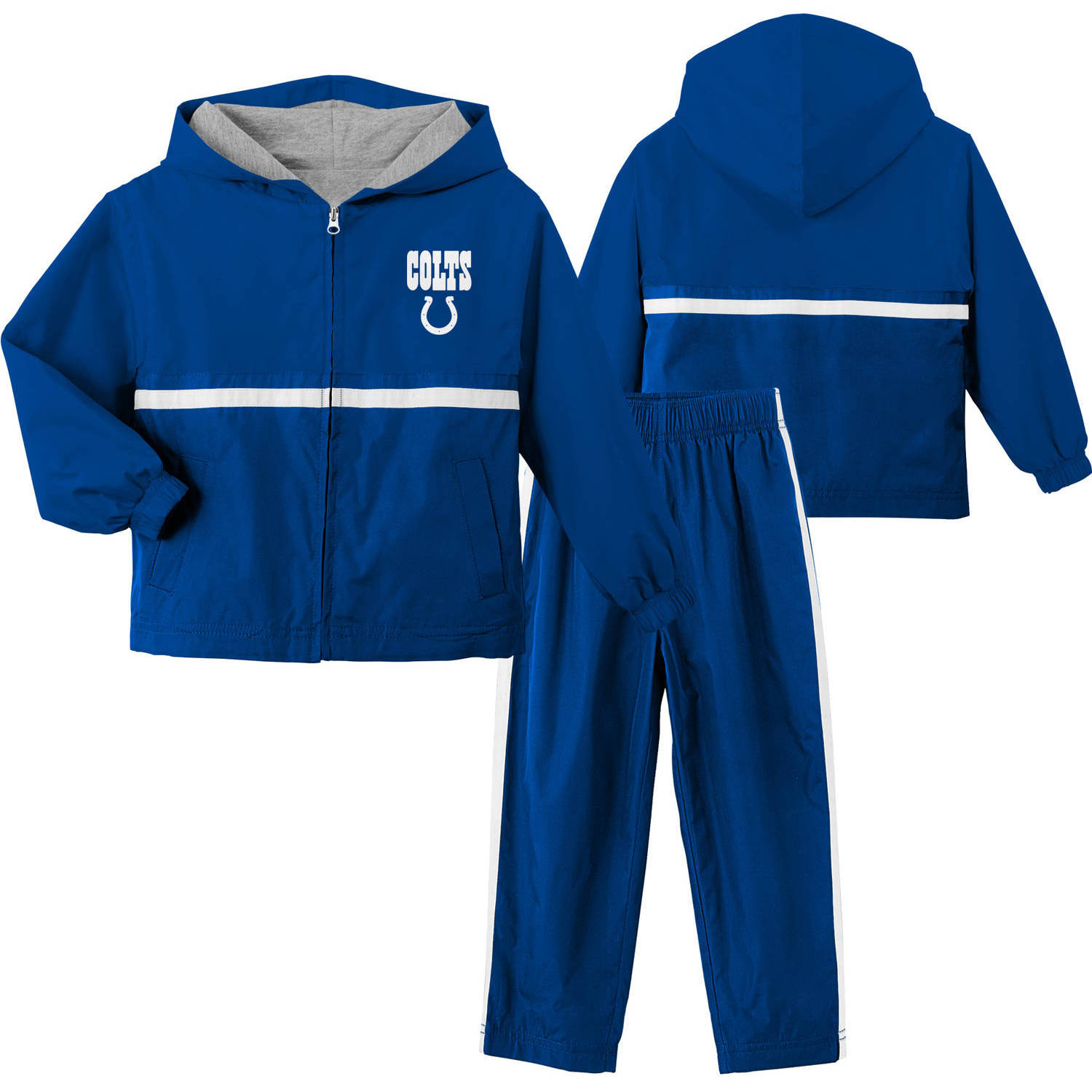 NFL Indianapolis Colts Toddler Windsuit