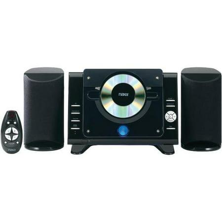 Digital Mp3-cd Microsystem With Am-fm Radio ()
