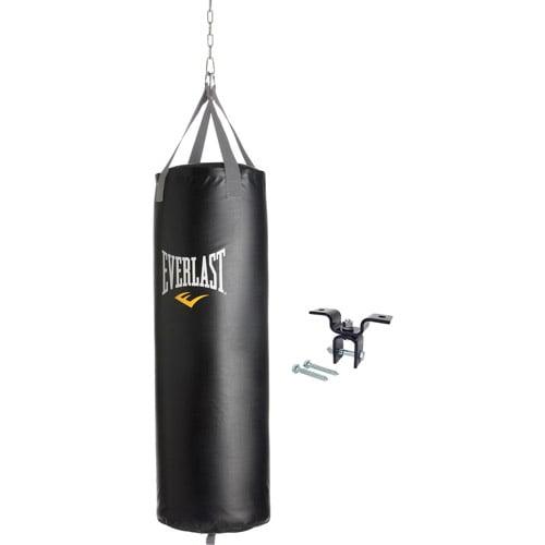 Everlast 70-lb Nevatear Heavy Bag Kit