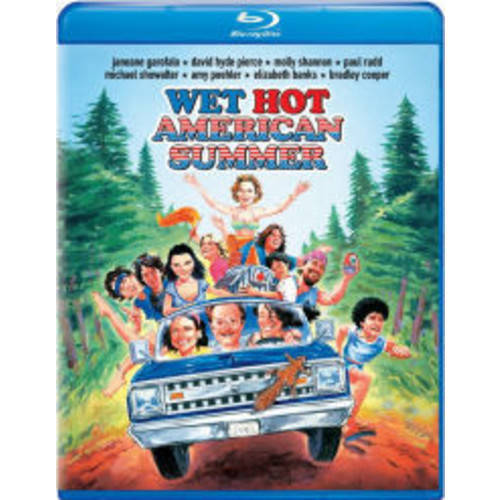 Wet Hot American Summer (Blu-ray)